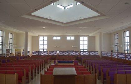 בית כנסת קהילתי | community-synagogue